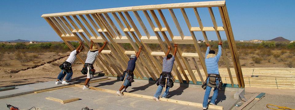 Montage de projet construction construction maison neuve for Projet construction